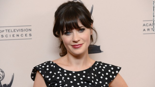 Zooey Deschanel gets an apology for being wrongfully ID'd