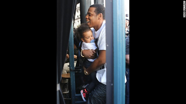 Blue Ivy: A little lady who lunches