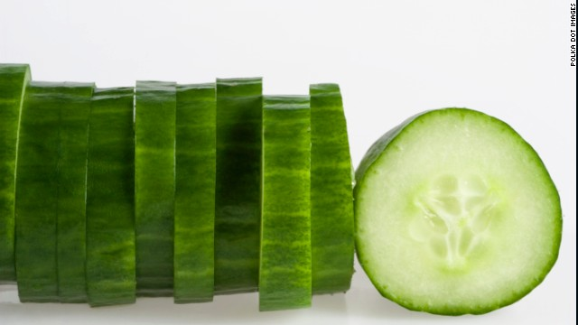 Salmonella outbreak linked to imported cucumbers