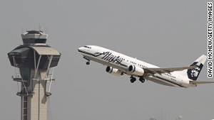 Alaska Airlines had an on-time performance of 86.8%.