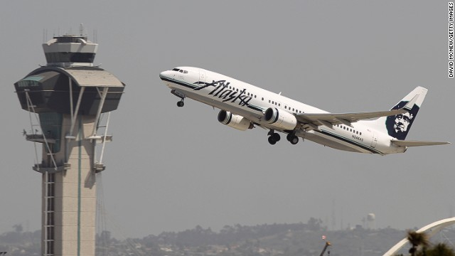 Air traffic controller furloughs have been blamed for causing widespread flight delays.