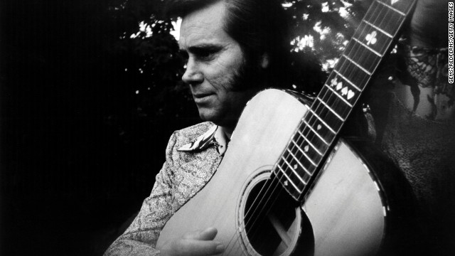 "<a href='http://www.cnn.com/2013/04/26/showbiz/music/obit-george-jones/index.html'>George Jones</a>, the country music legend whose graceful, evocative voice gave depth to some of the greatest songs in country music -- including ""She Thinks I Still Care,"" ""The Grand Tour"" and ""He Stopped Loving Her Today"" -- died on April 26 at age 81, according to his public relations firm."