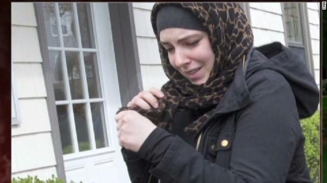 ¿Qué sabe la viuda del supuesto terrorista de Boston?