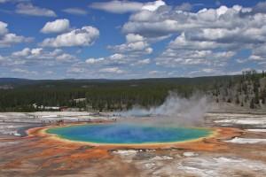 Parque Nacional de Yellowstone, Estados Unidos