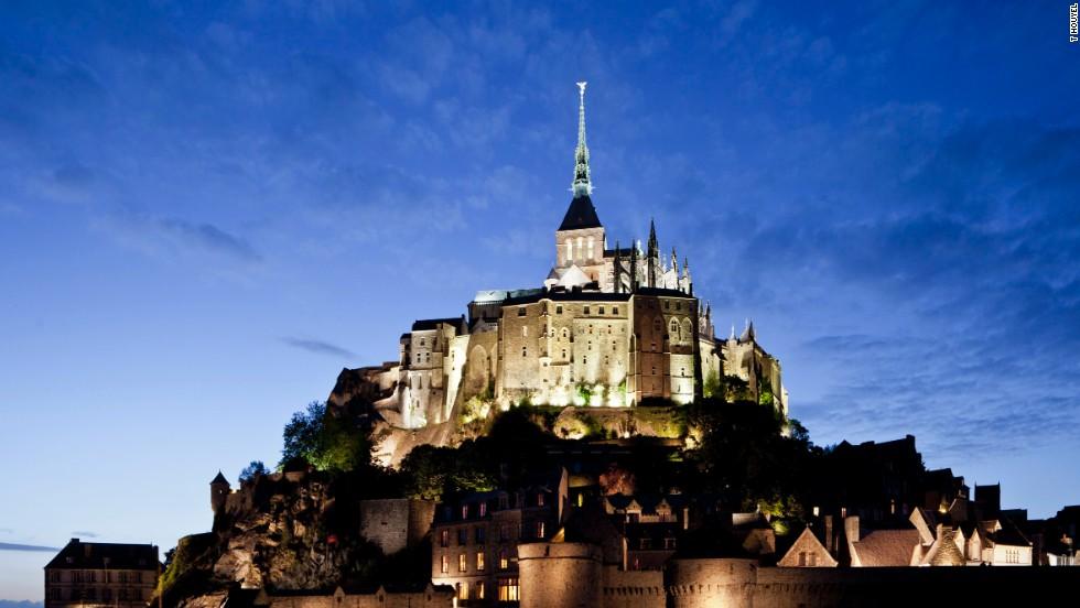 Mont-Saint-Michel, Francia