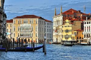 Venecia y su laguna, Italia