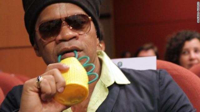 La Copa Confederaciones veta la caxirola, heredera de la vuvuzela