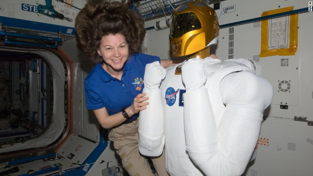 Science Seat: Living in space for 159 days