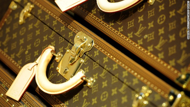 Louis Vuitton has become synonymous with luxury travel through their now iconic monogrammed trunks. Forbes estimates the brand is worth just a little shy of $30 billion.