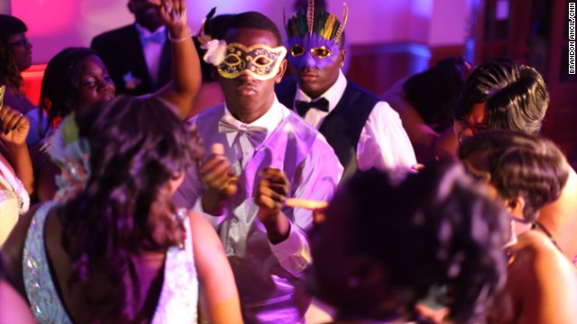 In 2013, students danced for hours to music provided by Pete's Mobile DJ Service from Houston. DJ Pete Armendariz read about the integrated prom on CNN.com and offered up his services at no cost.