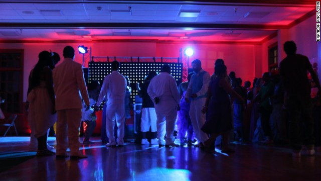 Students at the integrated prom danced till 11 p.m. April 27 at a community clubhouse in Cordele, Georgia, a city off Interstate 75 near Wilcox County.