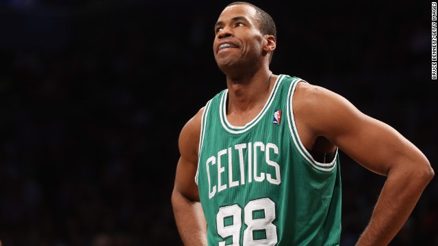 """I didn't set out to be the first openly gay athlete playing in a major American team sport. But since I am, I'm happy to start the conversation,"" NBA player <a href='http://sportsillustrated.cnn.com/magazine/news/20130429/jason-collins-gay-nba-player/#ixzz2Rrrd6h52'>Jason Collins said in a Sports Illustrated article</a>."