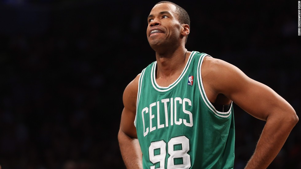 """I didn't set out to be the first openly gay athlete playing in a major American team sport. But since I am, I'm happy to start the conversation,"" NBA player <a href='http://sportsillustrated.cnn.com/magazine/news/20130429/jason-collins-gay-nba-player/#ixzz2Rrrd6h52'>Jason Collins said in a Sports Illustrated article</a>. Take a look at other openly gay athletes."