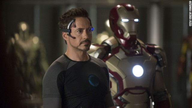 "Robert Downey Jr. has brought Tony Stark's Iron Man to life in 2008, the film's 2010 sequel and last year's ""The Avengers."" He's now back on the big screen in ""Iron Man 3."""