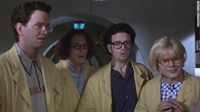 "The Canadian sketch comedy troupe behind ""Kids in the Hall"" headed over to the big screen for Kelly Makin's ""Kids in the Hall: Brain Candy"" in 1996."