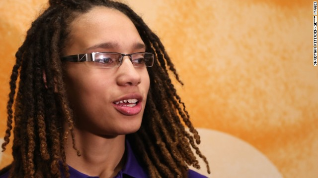 Brittney Griner, selected No. 1 in the 2013 WNBA draft by the Phoenix Mercury, is openly gay.