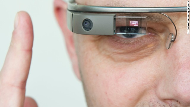 "The future will be bright in all those augmented realities. <a href='http://www.google.com/glass/start/' target='_blank'>Google Glass</a> is the wearable computer that responds to voice commands and displays information on a visual display."" border=""0″ height=""360″ id=""articleGalleryPhoto007″ style=""margin:0 auto;display:none"" width=""640″/><cite style="