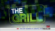 "Ben Ferguson finds himself on ""The Grill"""