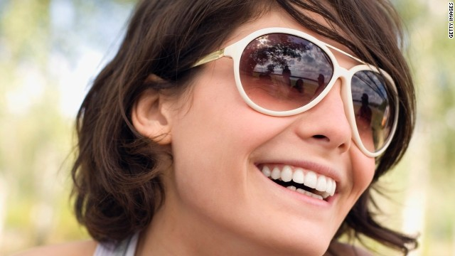Sunglasses physically block airborne allergens from blowing into -- and irritating -- your eyes, especially on windy days.<!-- --> </br><!-- --> </br><a href='http://www.health.com/health/gallery/0,,20352313,00.html' target='_blank'>Health.com: 10 worst plants for your allergies</a>