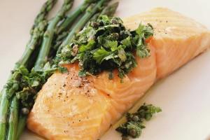 Come salmón