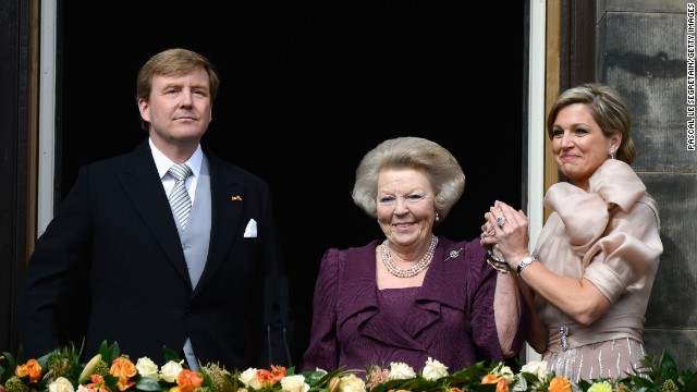After 120 years, Netherlands gets king