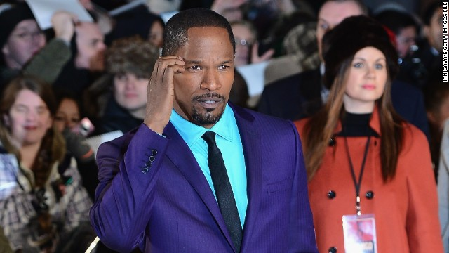 Jamie Foxx in talks for 'Annie' remake