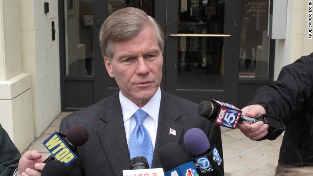 McDonnell: 'Ability to serve' isn't impaired by FBI investigation