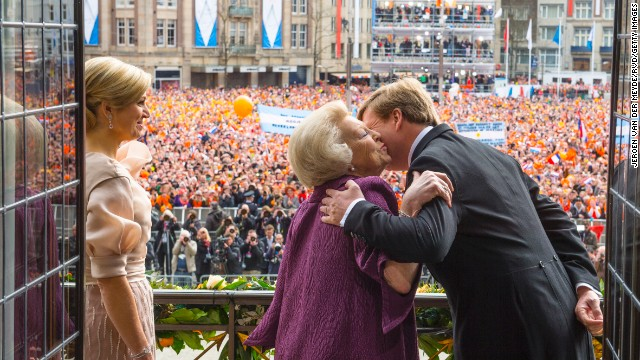 Photos: The Netherlands\' new king