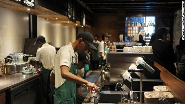 Starbucks price hike starts next week