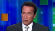 "Arnold: ""I believe in the death penalty"""