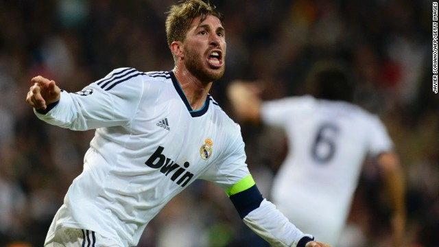 Sergio Ramos set up a nervous finale when he rifled home with two minutes of normal time remaining. That strike left Real needing one more to pull off an unlikely comeback.