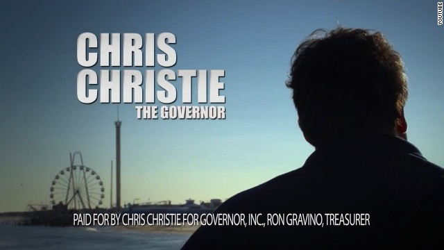 Christie 'Jersey Proud' in first re-election ad