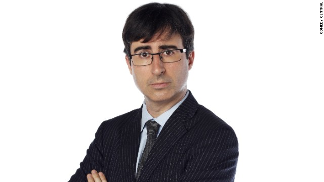 John Oliver starts as 'Daily Show' host on ...