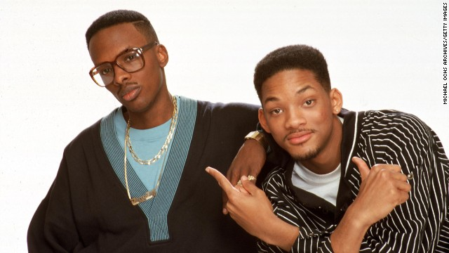"""Here's a little story all about how..."" DJ Jazzy Jeff & the Fresh Prince (who you may also know now as movie star Will Smith) kept us grooving with ""Summertime."""