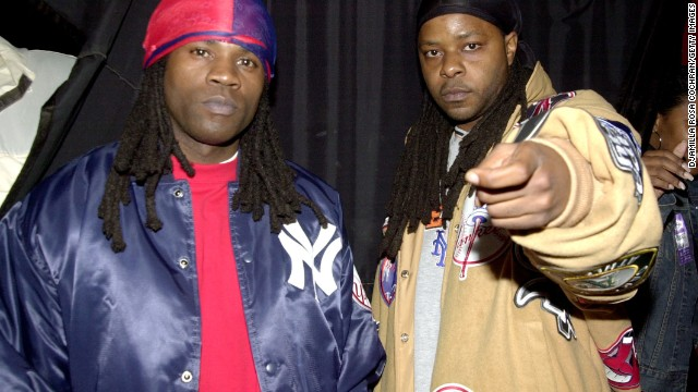 Das EFX had heads bopping in the 1990s.
