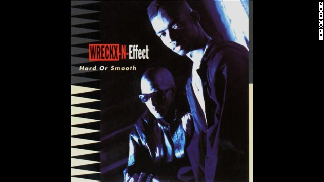 "Wreckx-n-Effect helped popularize the New Jack Swing with their hit ""Rump Shaker."""