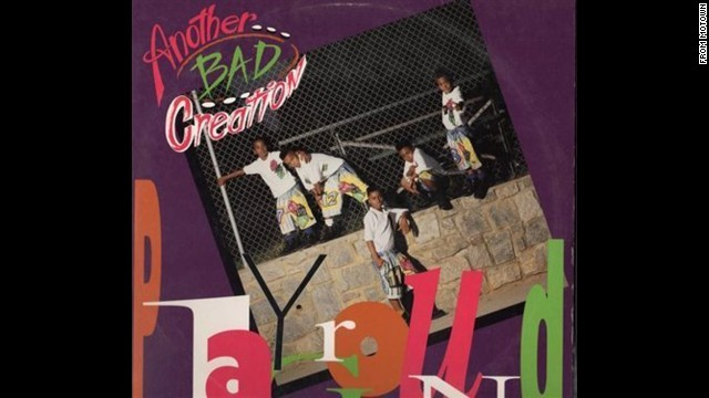 "The Michael Bivins produced group Another Bad Creation was viewed as an attempt to ride the success wave of kid rappers like Kris Kross. Their album ""Coolin' at the Playground"" was released in 1991."