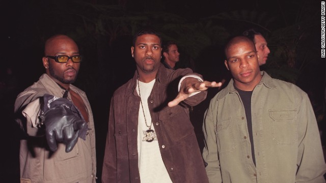 "New Jersey natives Naughty by Nature gave the world the ultimate in party jams and an ode to the genre with ""Hip Hop Horray."""