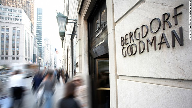 Bergdorf Goodman's fashion gatekeeper