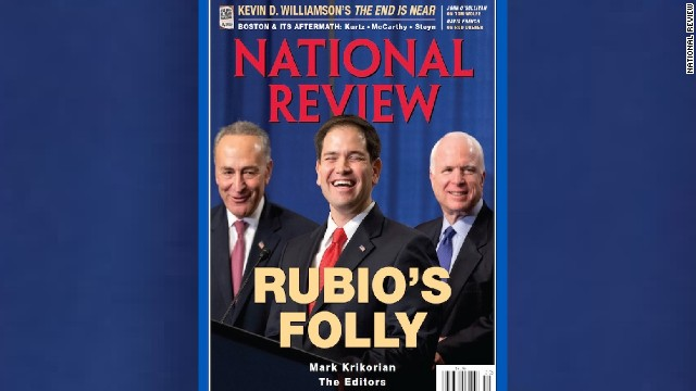 National Review on 'Rubio's Folly'
