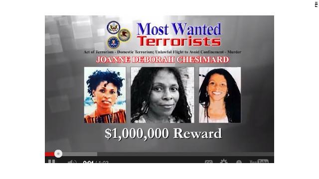 El FBI incluye por primera vez a una mujer en la lista de los 10 más buscados