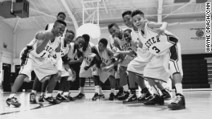 The boys of Lester Middle School in Memphis rewarded Penny Hardaway with his first championship season.