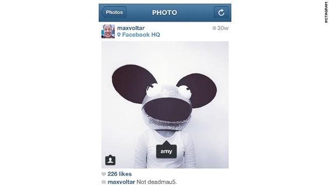 Instagram se vuelve más social permitiendo etiquetas en las fotos