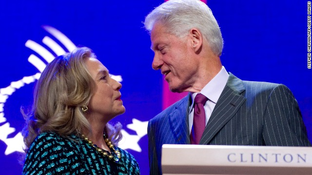 The Clintons: Back in the spotlight