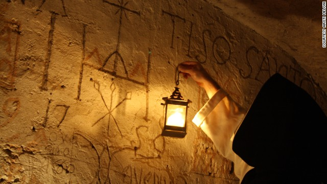 "Narni, located in Italy's exact geographical center, features Holy Inquisition underground tunnels with spectacular prison cells covered in graffiti, Masonic symbols and alchemic formulas. The town also reportedly inspired C.S. Lewis as he wrote ""The Chronicles of Narnia."""