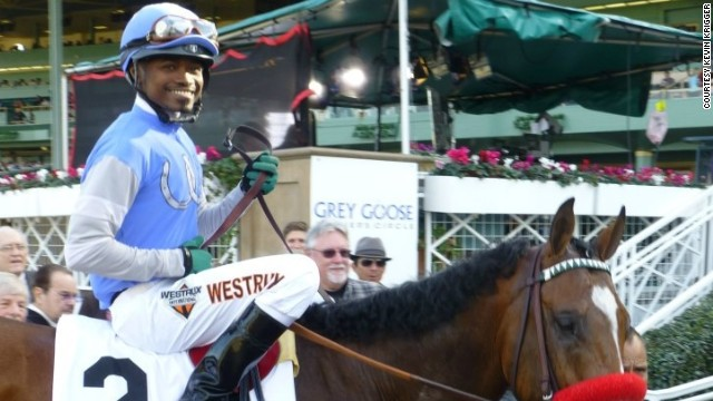 &#039;History has already been written&#039; for Kentucky Derby&#039;s black jockey