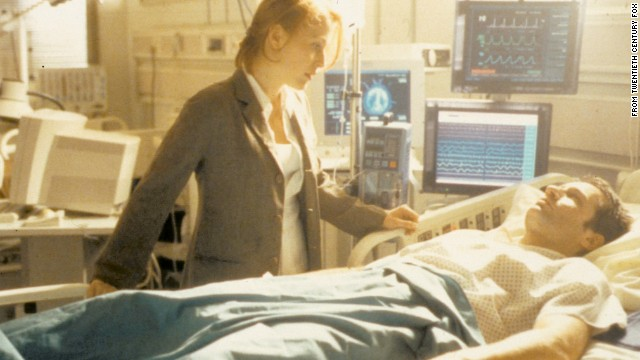 "<strong>""The X-Files"" (1993)</strong>: Science fiction and horror have rarely gotten a fair shake on television, but Chris Carter's series was not only a hit, it created a whole alternative universe -- and fans eagerly followed."