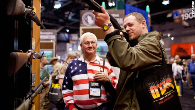 NRA gears up for big weekend