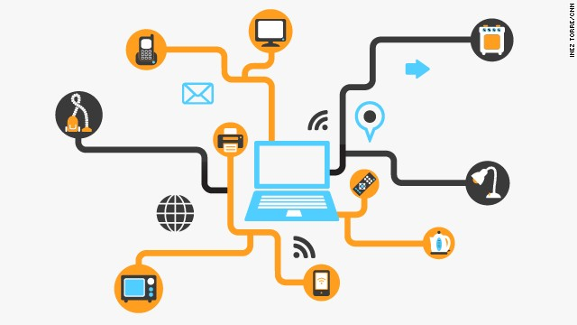 A Internet of Things