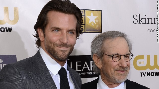 Bradley Cooper, Steven Spielberg sign on for 'American Sniper'